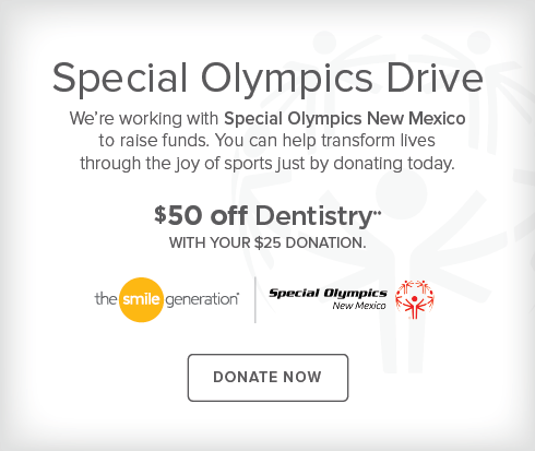 NE Heights Modern Dentistry - Special Olympics New Mexico
